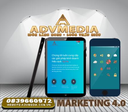 Phát Triển Xây Dựng Hệ Thống Marketing Online 4.0